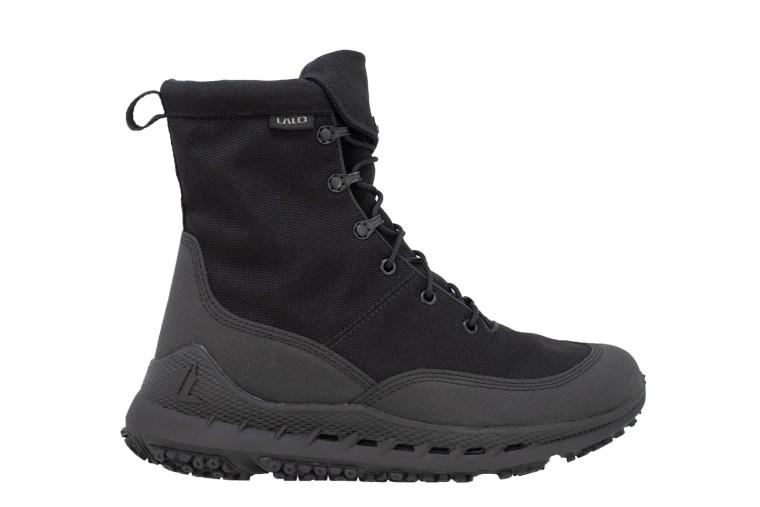 "LALO RAPID ASSAULT 6"" Boot Black"