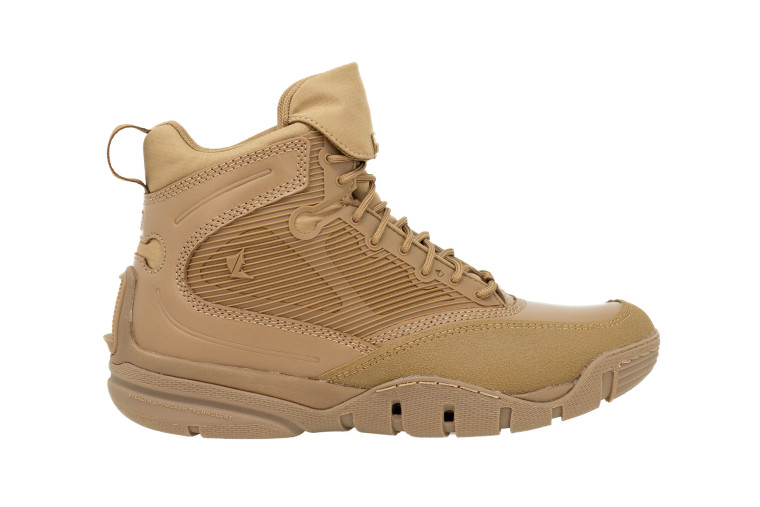 """LALO SHADOW AMPHIBIAN 5"""" Boot Coyote Brown"""
