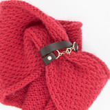 Minimalist Toggle Shawl Cuff