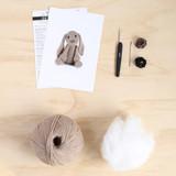 Animal Crochet Kit