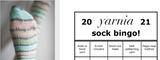 Sock Bingo - Bingo Board