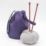 Small GoKnit Jewel Bag