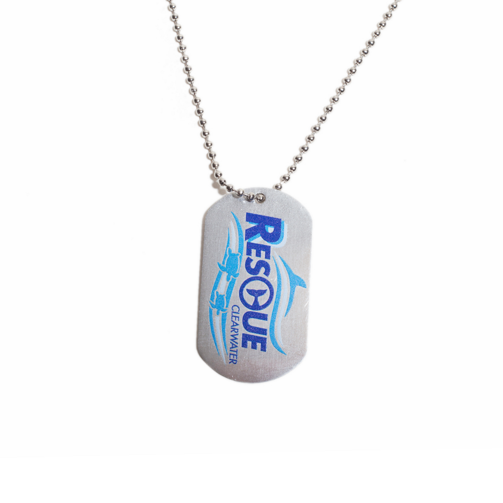 Rescue Clearwater Dog Tag