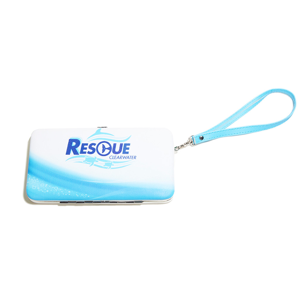 Rescue Clearwater Phone Wallet Case