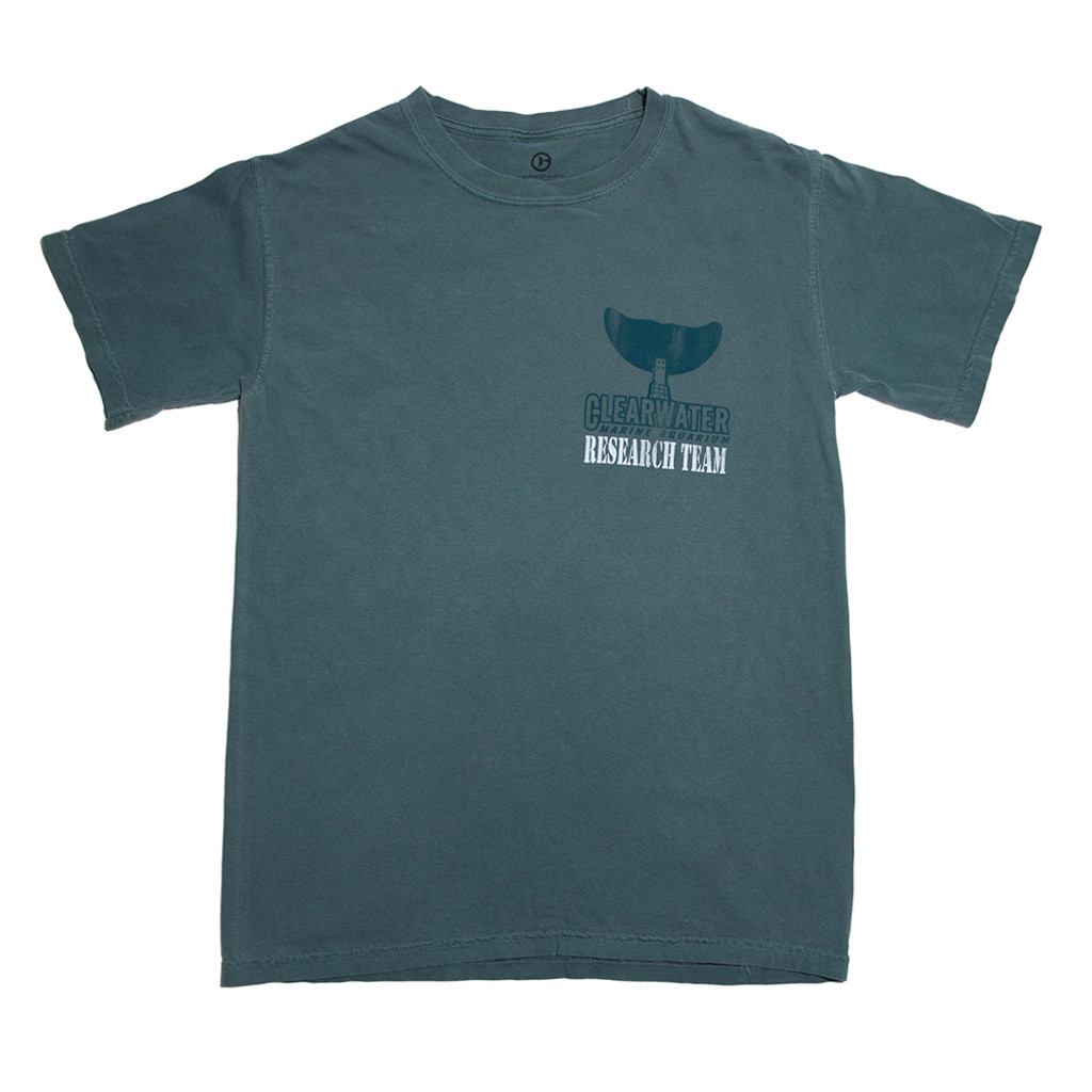 Dolphin Tale 2 Premium Research Team Men's Tee