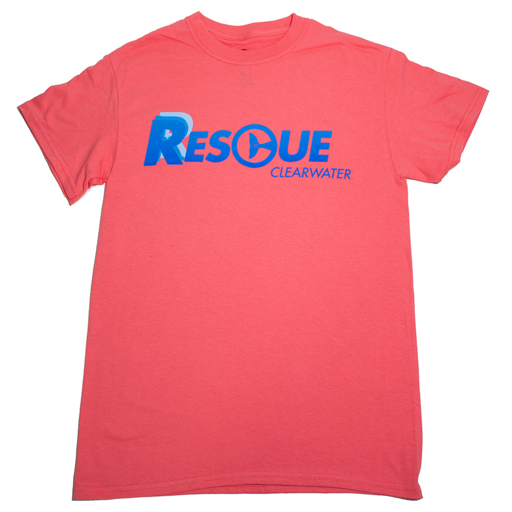 Rescue Clearwater Logo Men's Tee