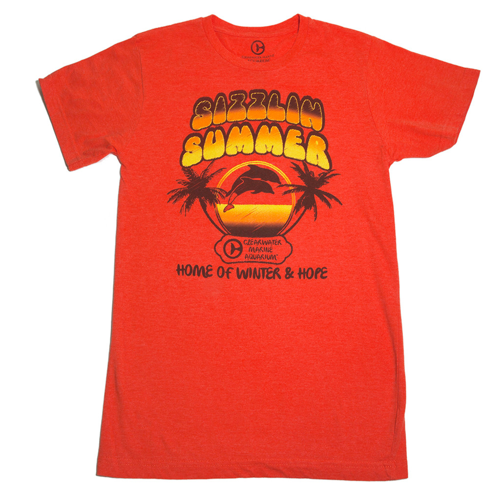 Winter & Hope Sizzlin Summer Men's Tee