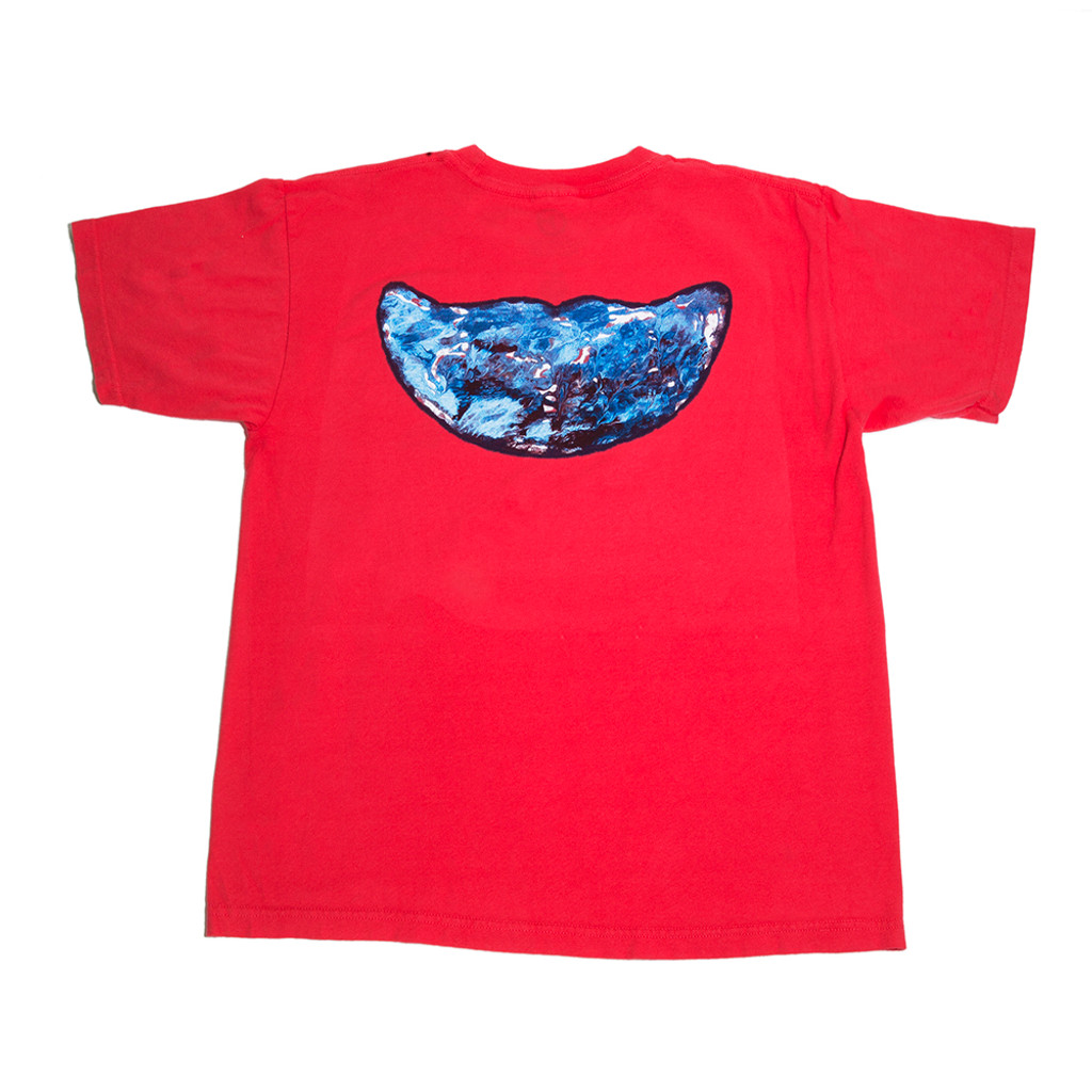 Winter Painted Tail Girls' Tee