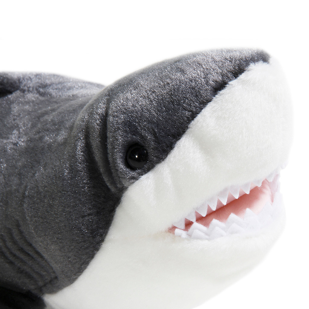 Great White Shark 21 Plush Clearwater Marine Aquarium