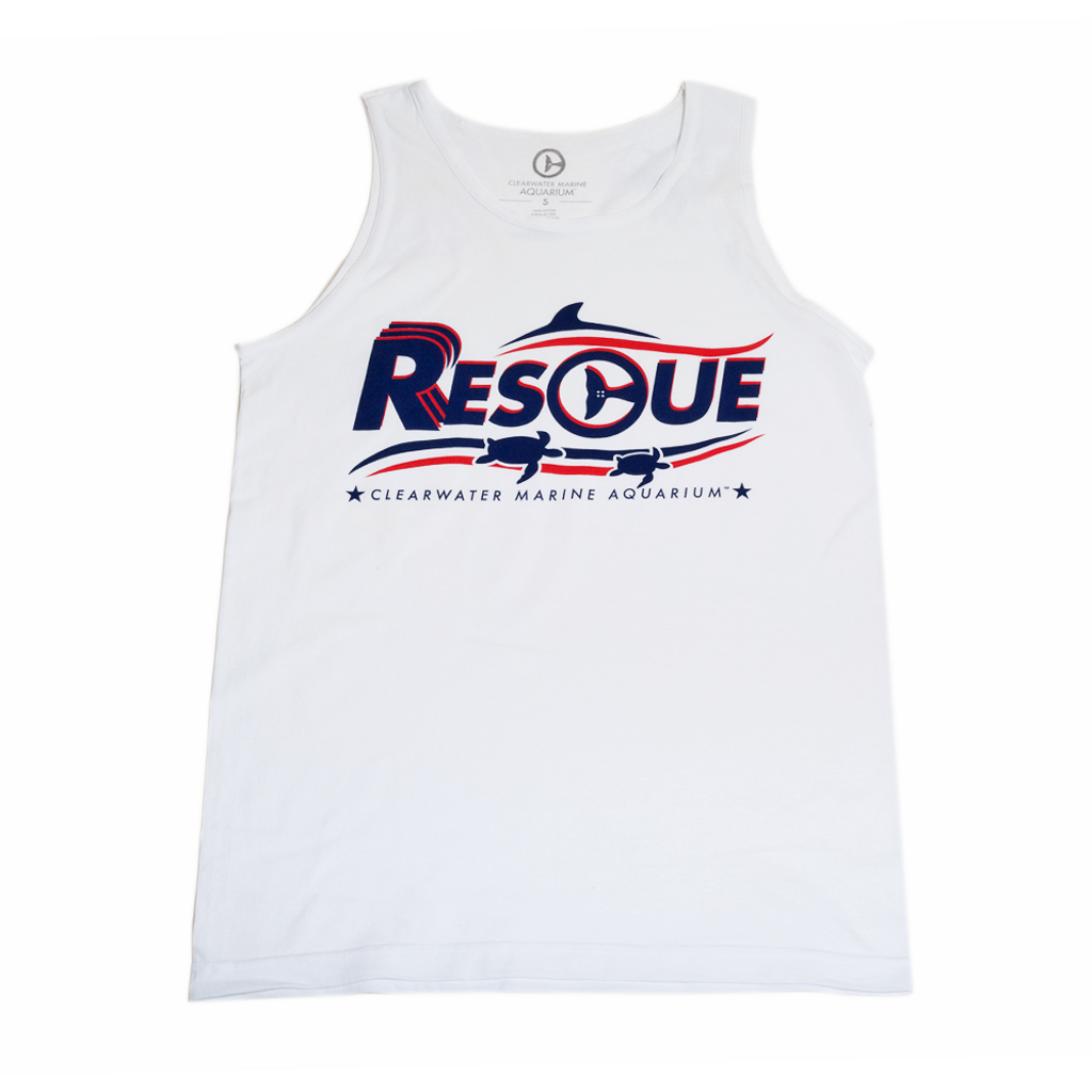 Rescue Authentic Americana Adult Tank