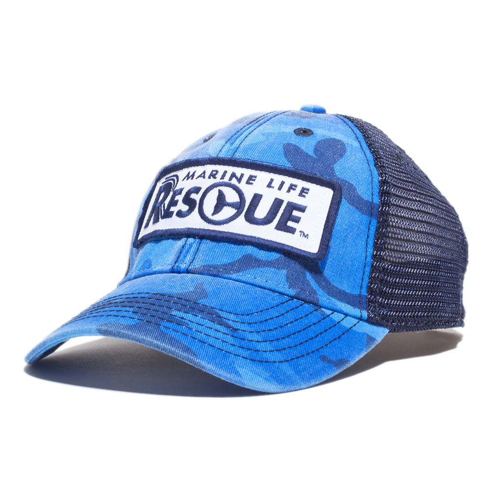Rescue Authentic Camouflage Adjustable Hat  e643c479e82