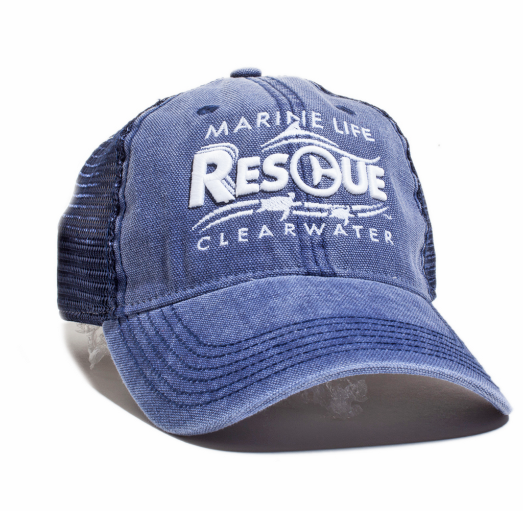 Rescue Authentic Wave Trucker Hat
