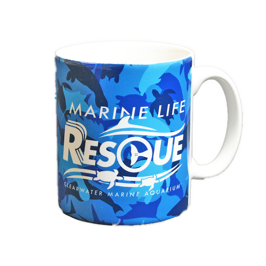 Rescue Authentic Camouflage Mug