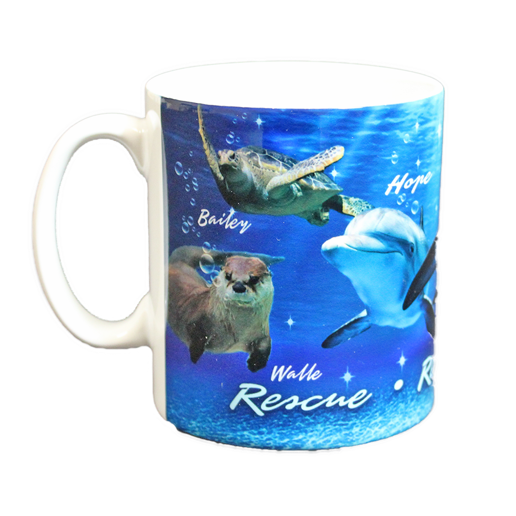 Clearwater Marine Aquarium Residents Mug