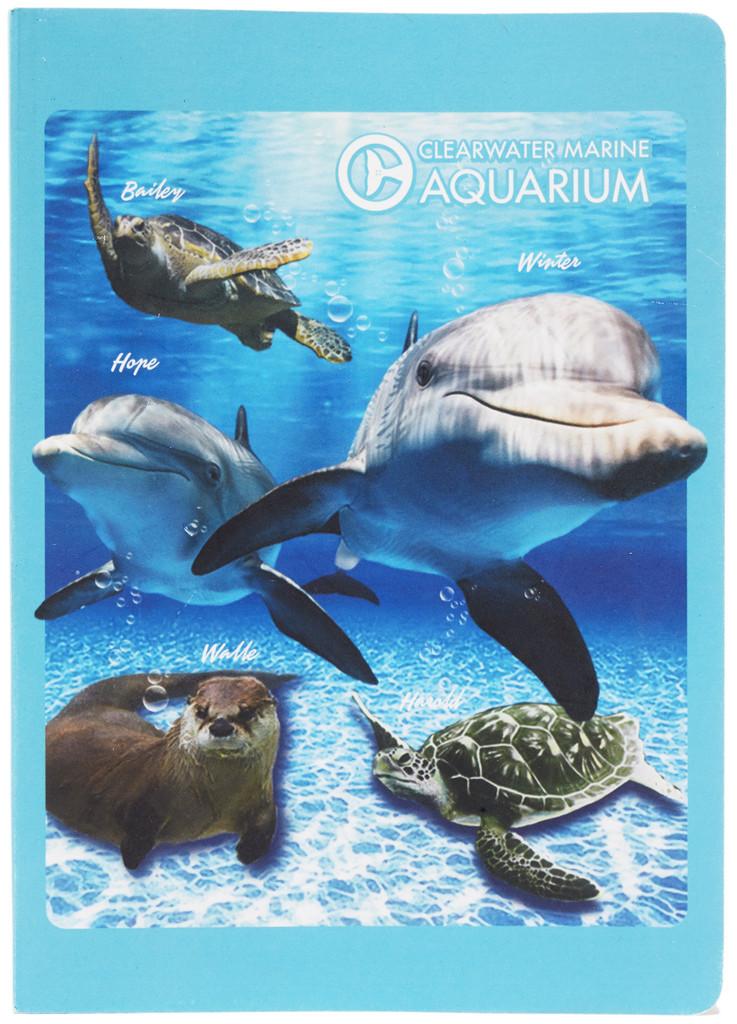 Clearwater Marine Aquarium Family Journal