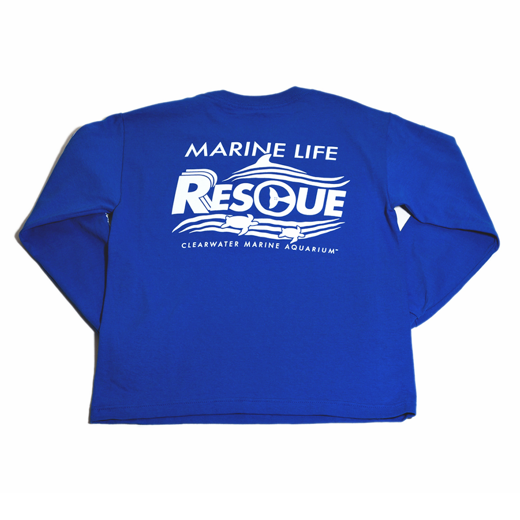 Rescue Authentic Youth Long Sleeve Top