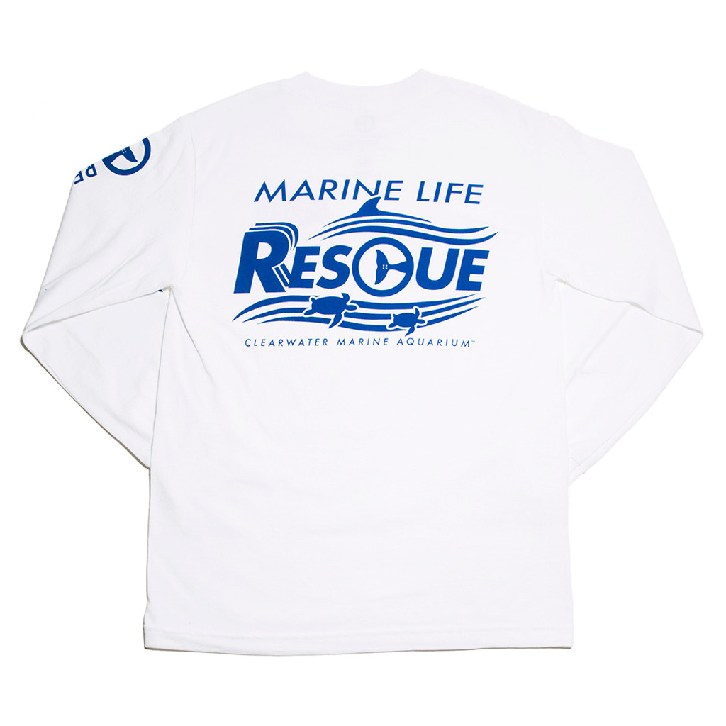 Rescue Authentic Unisex Long Sleeve Top