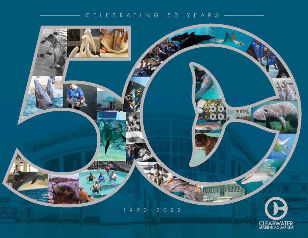Clearwater Marine Aquarium 2022 Calendar