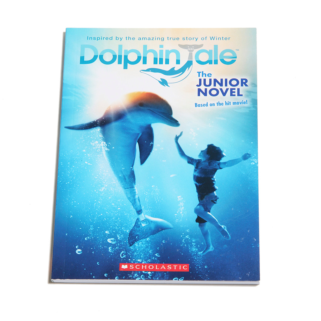 Dolphin Tale Paperback Junior Novel