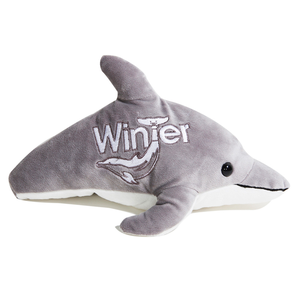 Winter The Dolphin No Tail Plush