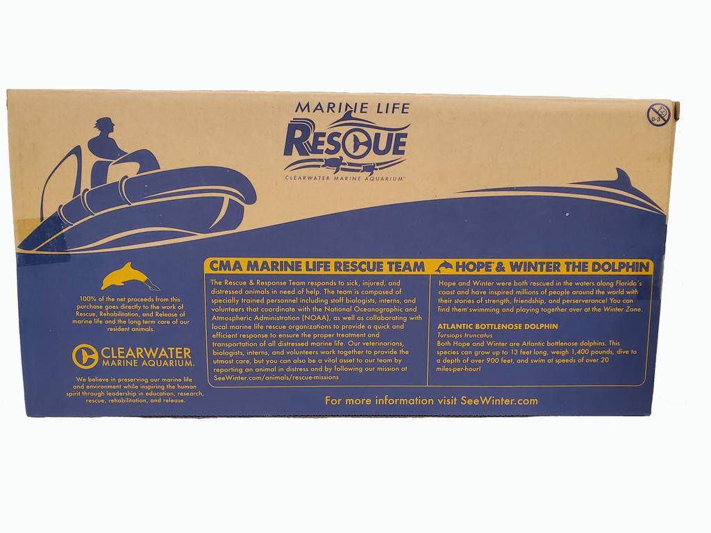 Clearwater Marine Aquarium Marine Life Rescue Boat Playset