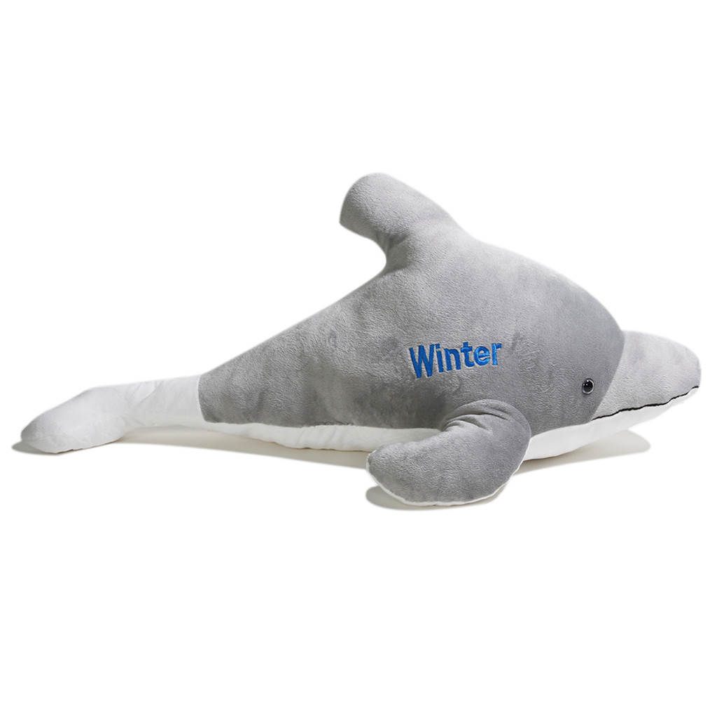 Winter The Dolphin 42 Jumbo Plush