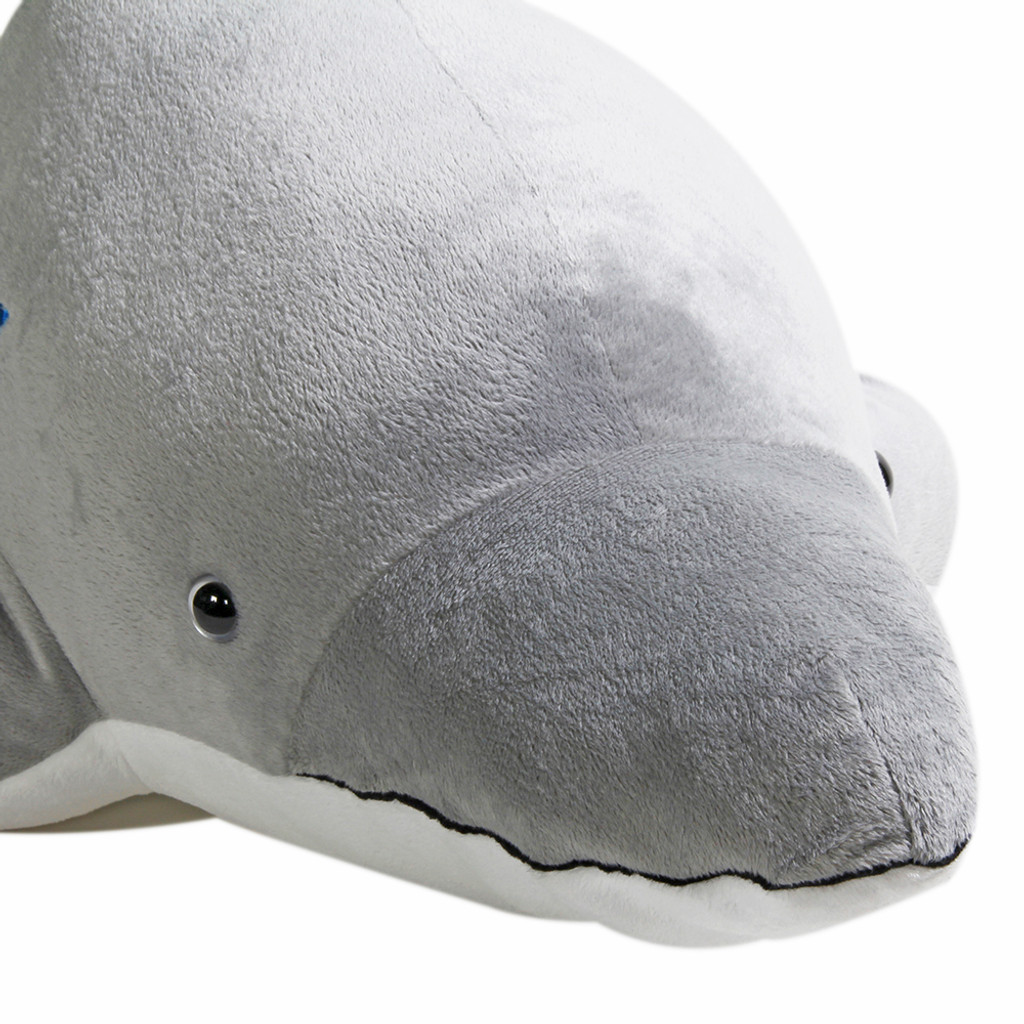"""Winter the Dolphin 42"""" Jumbo Plush"""