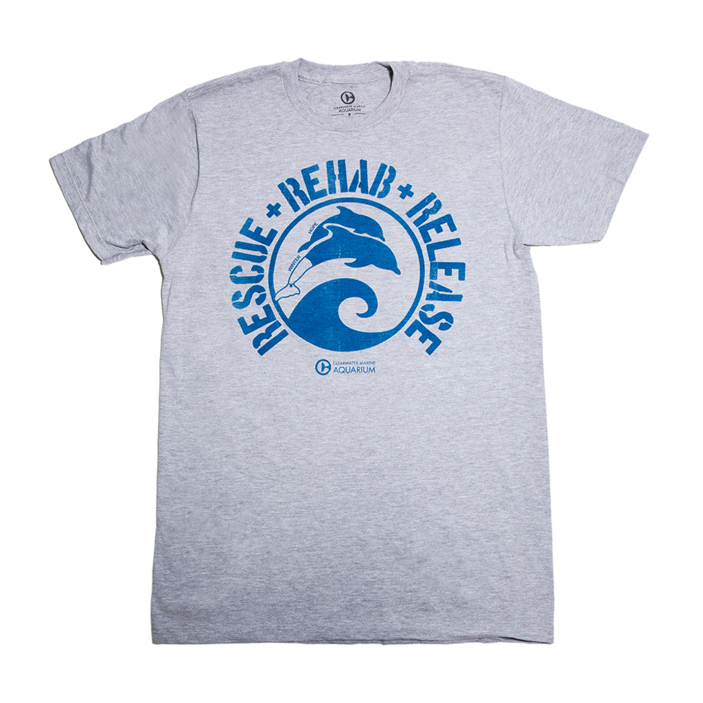Rescue, Rehab and Release Men's Tee
