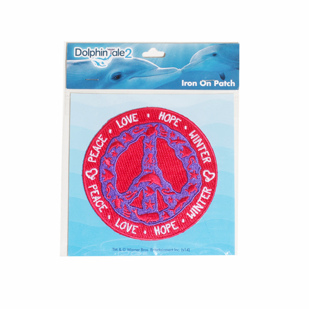 Dolphin Tale 2 Peace & Harmony Patch