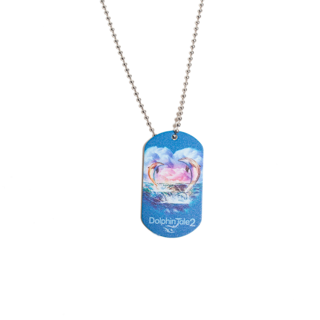 Winter & Hope Heartfelt Dog Tag