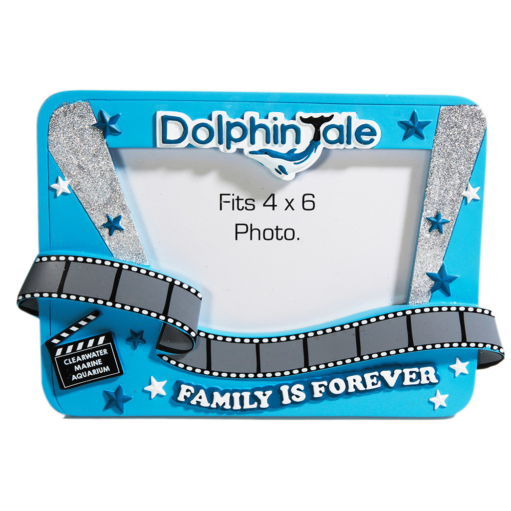 Dolphin Tale Family is Forever Photo Frame