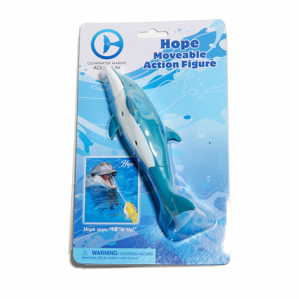 Hope the Dolphin Moveable Action Figure