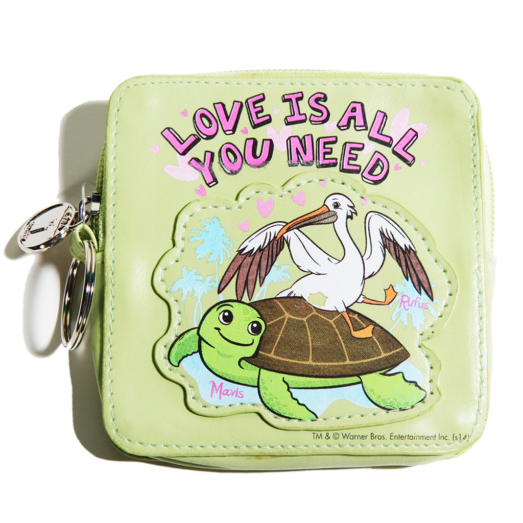 Rufus & Mavis Love is All You Need Coin Purse
