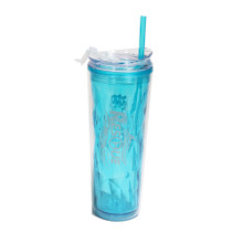 Rescue Clearwater Geometric Tumbler & Straw