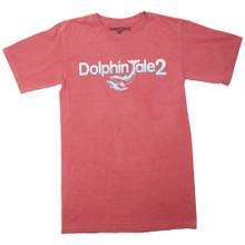 Dolphin Tale 2 Logo Men's Tee