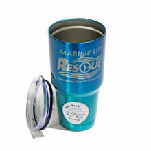 Rescue Authentic Stainless Steel Insulated Tumbler