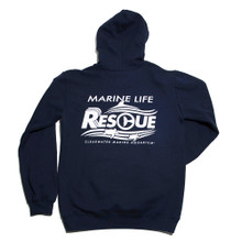 Clearwater Marine Aquarium Rescue Fleece Pullover Hoodie