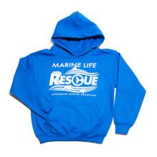 Clearwater Marine Aquarium Rescue Fleece Pullover Hoodie - Youth
