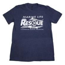 Rescue Authentic Logo Men's Tee