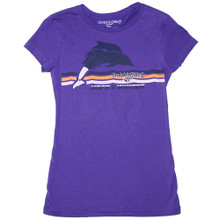Dolphin Tale 2 Winter & Hope Midnight Swim Juniors' Tee