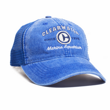 Clearwater Marine Aquarium Old School Logo Hat