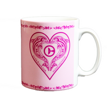 Clearwater Marine Aquarium Winter & Hope Tribal Heart Mug