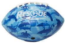 Marine Life Rescue Animal Camouflage Mini Football