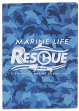 Marine Life Rescue Animal Camouflage Journal