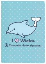 Clearwater Marine Aquarium I Love Winter Journal