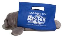 Marine Life Rescue - Manatee Plush in Rescue Stretcher