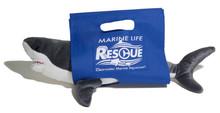 Marine Life Rescue - Great White Shark Plush in Rescue Stretcher