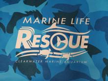 Marine Life Rescue Animal Camouflage High UV Protection Buff