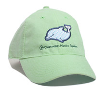 Clearwater Marine Aquarium Love Winter Hat - Spearmint