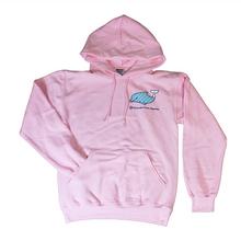 Clearwater Marine Aquarium Love Winter Women's Fleece Pullover Hoodie